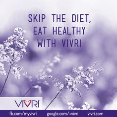 """Salta la dieta, come saludable con VIVRI"" #vivri #vida #saludable"