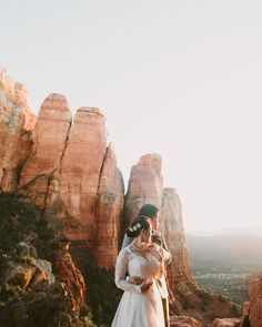 Sedona Elopement in the Red Rocks // Photographer, Planner and Florist » Jane in the Woods Blog || Sedona & Destination Wedding Photographer