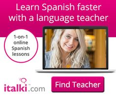 Become Fluent in Any Language Find an online teacher for personal language lessons http://dld.bz/ff7jW