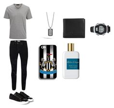 """Let's Get Ready to Party, Outfit #2"" by strawberryzoey ❤ liked on Polyvore featuring Joseph, Topman, Lanvin, John Hardy, McQ by Alexander McQueen, Atelier Cologne, Timex, men's fashion, menswear and casual"