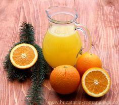 Oranjada Juice Drinks, Drink Recipes, Orange, Fruit, Food, Essen, Meals, Yemek, Eten