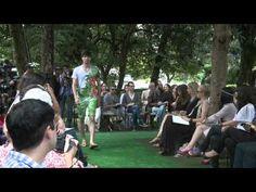 Desfile preview de verão 2013 - Neo Tropicália