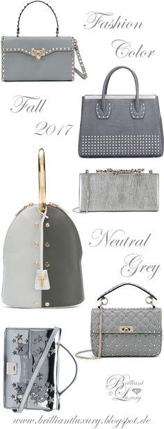 Brilliant Luxury by Emmy DE ♦ Fashion Color Fall 2017 ~ neutral grey ~ Part II
