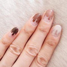 dripping chocolate!