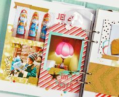 *Imagicallery*: {Scrapbooking} My December daily of 2014- Part 2