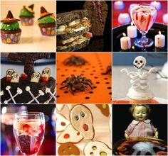 32 Fun and Frightful Halloween Recipes - Top 250 Scariest and Most Delicious Halloween Food Ideas
