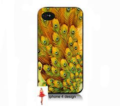 Peacock Design Iphone 4/4s case Iphone case by IPhone4Design,