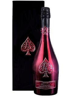Armand de Brignac Demi-Sec in Gift Box (Ace of Spades) - Premier Champagne Demi Sec Champagne, Spade Champagne, Armand De Brignac, Best Mothers Day Gifts, Ace Of Spades, Exotic Fruit, Perfume, Sparkling Wine, Wine And Spirits
