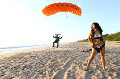 Photo of the Week #2! Crossfire 2 119 swooping the beach (and a gorgeous girl) in Sebastien Florida. We LOVE it! http://twitter.yfrog.com/nzs89qgj