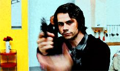 Mitch Rapp learning the ropes so that he can become...the American Assassin! #dylanobrien
