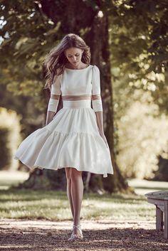 Delphine Manivet, colección novias 2016 El blog de Secretariaevento   El blog de Secretariaevento
