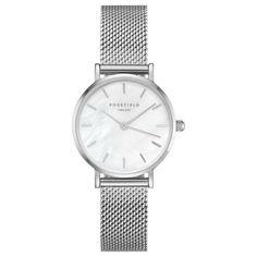 3a1e83e1f56 BuyROSEFIELD Women s The Small Edit Mesh Bracelet Strap Watch