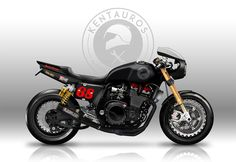 RocketGarage Cafe Racer: Yamaha XJRocket 68
