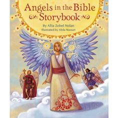 """Praises of a Wife and Mommy: Book Review:  """"Angels in the Bible Storybook"""""""