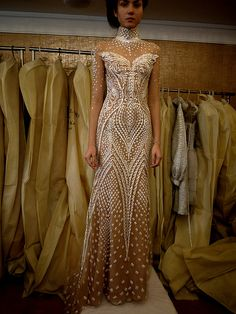 Michael Cinco gown worthy of the Mother of Dragons
