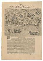 Carthagenam civitatem expvgnat :: Cartografía histórica