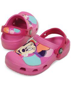 3d874a9ce8593 Crocs Minnie Mouse Colorblock Clogs