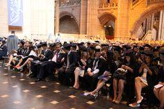 2014 graduations - Thursday 17 July, morning