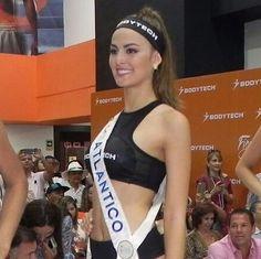 @mariacamilasoleibe #srtaatlantico es la mas fotogenica @reinadocolombia by lametronoticia