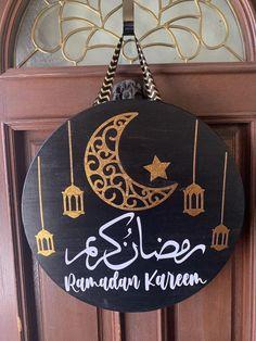 Eid Crafts, Ramadan Crafts, Ramadan Decorations, Eid Mubarak, Fest Des Fastenbrechens, Decoraciones Ramadan, Ramadan Photos, Harry Styles Birthday, Teachers Day Gifts