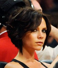 Victoria Beckham bob: cutting my hair like this after the wedding!!