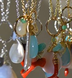 Lotus Jewelry Studio.  The company prides themselves on using high quality materials as well as satisfying their customers. They believe in making their designs affordable so they can be accessible to all!