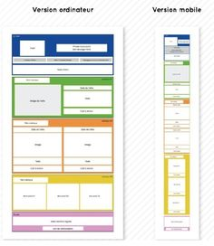 Zoning email responsive design