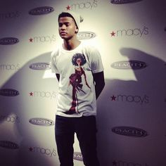 Hottie :X Trevor Jackson, Michael Jackson, Interview, Mens Tops, T Shirt, Fashion, Supreme T Shirt, Moda, Tee Shirt