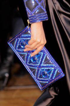 Aurélie Bidermann on Her Balmain Bags