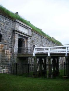 Destination: Halifax · Kenton de Jong Travel - Citadel Tunnel http://kentondejong.com/blog/destination-halifax