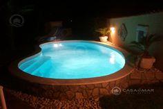 Beautiful Mediterranean Home Swimming Pool http://www.casademar.com