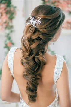Top 5 Cute Bridal Hairstyle