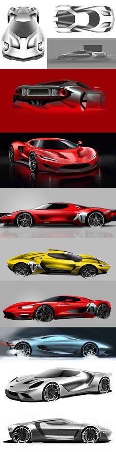 Ford GT Design ::