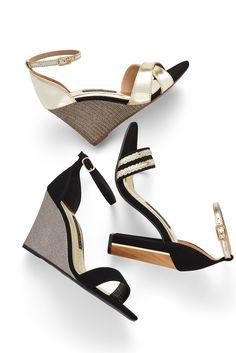 Trend - Heels - Style - Tendência - Ref. 16-18903 | 16-19101  | 16-18902