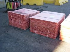 Stacks of Copper Sheet Copper Sheets, Toys, Gaming, Games, Toy, Beanie Boos