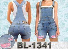 Overol short  #jeans