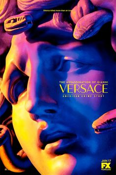 The Assassination of Gianni Versace: American Crime Story - Premieres on January 17 on FX. Starring: Edgar Ramírez (Gianni Versace), Ricky Martin (Antonio D'. Gianni Versace, Donatella Versace, Atelier Versace, Versace Versace, Versace Dress, Versace Perfume, American Horror Story, American Crime Story, American Dad