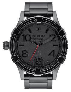 Nueva colección de relojes Nixon & Star Wars