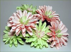 flowers for flower lovers.: paper flowers decoration.
