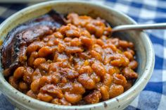 Best Ever Southern-Style Baked Beans