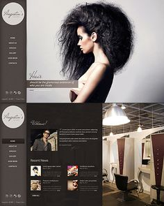 Hair Salon Website Template #fashion #beauty #html #js http://www.templatemonster.com/website-templates/39868.html?utm_source=pinterest&utm_medium=timeline&utm_campaign=hs