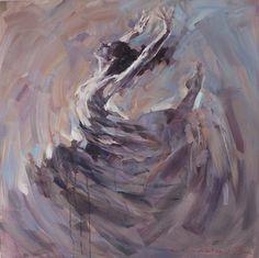 Renata Brzozowska, 1977 | Abstract painter | Tutt'Art@ | Pittura • Scultura • Poesia • Musica