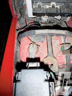 Jeep Electrical Problem Fi Terminal Photo 32256690 Wrangler Xj Jp Magazine