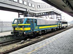 2107 + 2135  Oostende  01.02.09