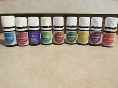 This is the Everyday Oils kit with Young Living. Read the blog to see how using these has helped me use less and less medicine to treat fibromyalgia. www.youngliving.com Enroller/Sponsor id: 1456580