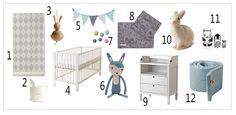 babyværelse inspiration - Google-søgning