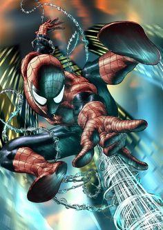 Spider-Man by Edson Ferreira