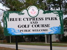 jacksonville florida parks and recreation | Blue Cypress Park Golf Course - Jacksonville, FL - Public and Private ...