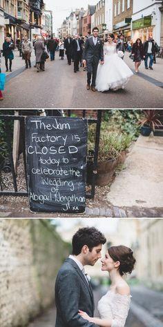 Wedding in Oxford - rockmywedding