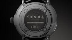 the shinola argonite 1069 watches